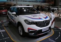 Brilliance V3 mini SUV 2018 model ($10,000 – 15,000)