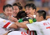 [FIFA Ranking] China moves up in latest FIFA world ranking