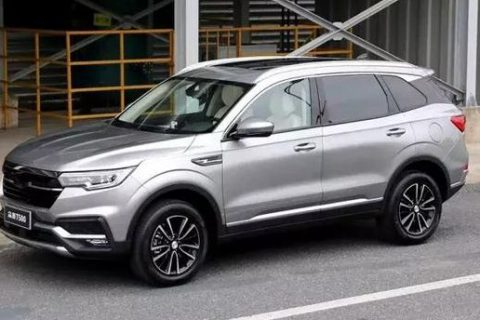 [Zotye Model] Zotye All New T500 SUV ($12,000)