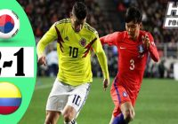 outh Korea vs Colombia 2-1 – All Goals & Highlights – Friendly Match – 10/11/201
