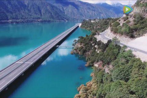 Tibet: the amazing expressway in Tibet