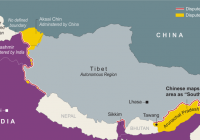 [India] Tensions and solutions of China India border issues