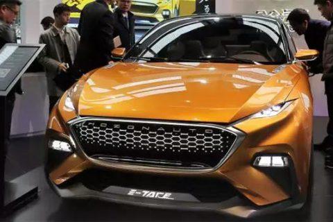 E-TAKE – Hozon Auto's second electric car