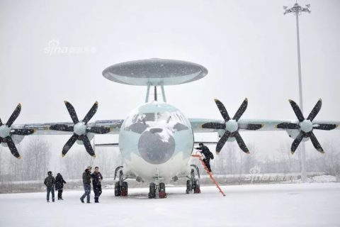 [KJ 500] KJ-500 Airborne Early Warning (AEW)