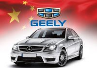 China's Geely Buys $9 Billion Daimler Stake