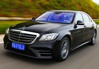 [Gallery] Mercedes Benz S Class in China