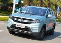 DongFeng FengGuang S560 SUV ($12,000 – $15,000)