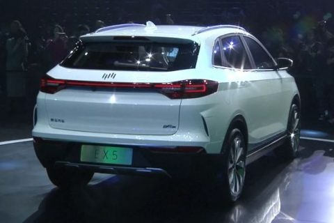 Weltmeister EX5 Electric SUV Range 600KM ($34,000 – 45,000)