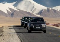 [Gallery] Travel with Audi Q-family in Qinhai province West China