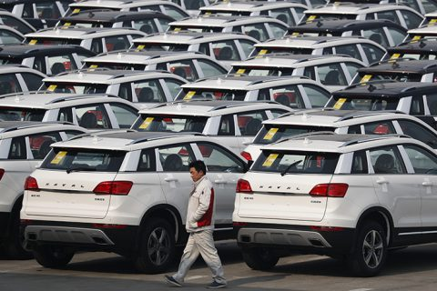 [Sales China Automakers] 2018 Sales Target of Chinese Automakers