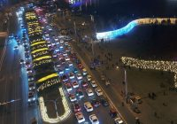 [Traffic] China traffic photos – annual auto sale 30 million