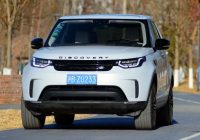 [Gallery] All new 2018 Land Rover Discovery in China ($120,00 – 180,000)