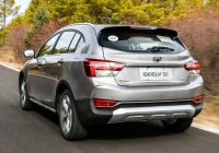 [Gallery] 2018 Geely Vision S1 Crossover