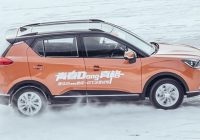 [Gallery] Haima S5 city SUV winter testing ($10,000 – 14,000)