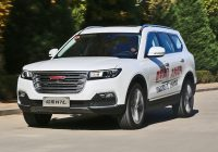 [Gallery] Red logo version of Haval H7L ($16,000 – 30,000)