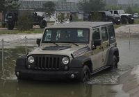 [Gallery] Jeep Wrangler Rubicon Recon in China ($60,000 – 80,000)