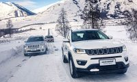 [Gallery] Jeep Northern China Ice Snow fun time 2018