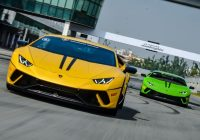 [Gallery] Lamborghini China Experience