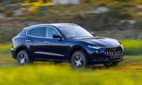 [Gallery] Maserati Levante in China