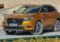 [Gallery] Citroen DS7 made in China by ChangAn Motors