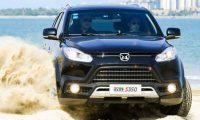 [Gallery] Jiangling Yusheng S350 4×4 SUV ($20,000 – $25,000)