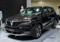 [Gallery] Brilliance V7 mid-size SUV