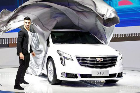 [2017] China becomes largest market for GM's Cadillac