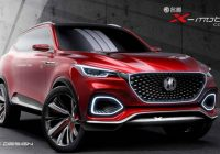 SAIC MG X-Motion Concept Imagines Sporty SUV In Beijing