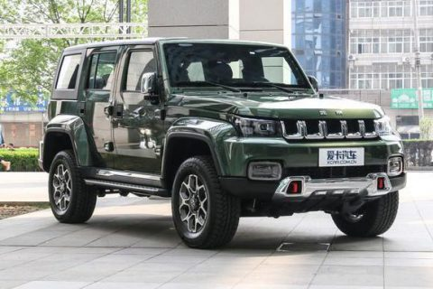 Beijing Jeep – BAIC BJ40 PLUS ($25,000 – 28,000)