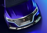SAIC Roewe Marvel X Electric SUV