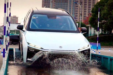 [Detail Testing] NextEV's ES8 SUV 2018 in Shanghai