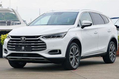[Gallery] All new BYD TANG 2018 model ($30,000 – 40,000)