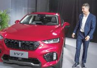 Chinese SUV Wey to be exported to Spain