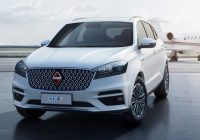 Borgward electric model BXi7 (China Only) ($60,000)