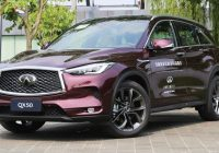 [Gallery] 2018 Infiniti QX50 made by DongFeng Automobile for Chinese market