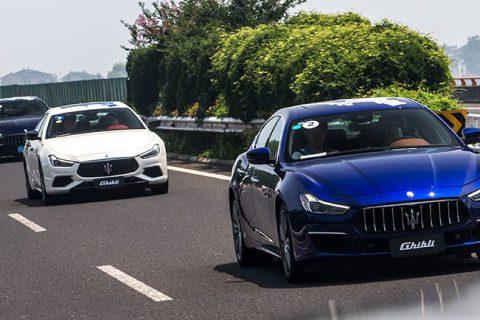 [Gallery] Maserati fun time in China 2018