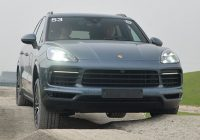 [Gallery] Testing All New Porsche Cayenne 2018 Model in China