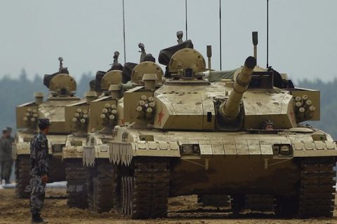 [T-96] Gallery 2: Chinese PLA Main Battle Tank T-96
