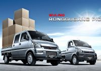 Wuling Rong Guang Mini Pick-Up ($7,000)
