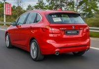 [Gallery] BMW 2 Serie Active Tourer