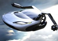 Geely took over 'flying car' startup Terrafugia from USA