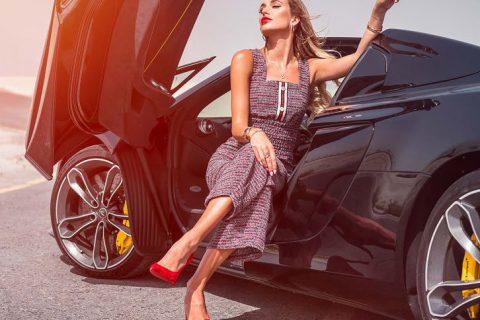Dubai's all-female supercar club