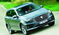 Borgward BX7 SUV already arrived in Europe