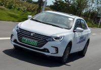 [Gallery] BYD Qin EV450 test driving (range 450km)