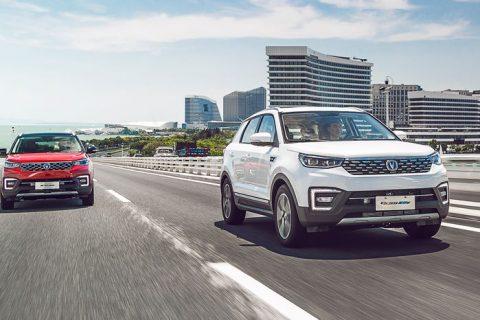 [Gallery] 2018 ChangAn Hybrid CS55 compact SUV ($15,000 – 22,000)
