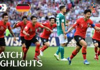 Korea Republic 2:0 Germany – 2018 FIFA World Cup Russia