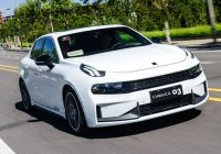 [Gallery] Lynk & Co 03 sedan road testing