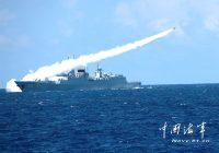 [SCS] South China Sea 南海中国海军围堵行动