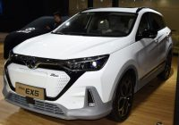 [Gallery] BAIC Senova EX5 electric car