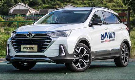 [Gallery] BAIC Senova Zhixing (X55) compact city SUV ($12,000 – 18,000)
